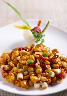 Chinese halal food recipe enjoy halal food chicken halal meat in chinese traditional food kung pao chicken spicy chicken with peanuts similar to what is served in chinese restaurants it is easy to make forumfinder Gallery
