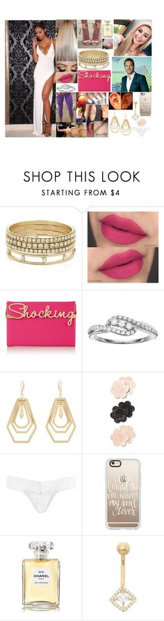 """""""Sùicide Squad premiere with Jai"""" by queennikkiufc ❤ liked on Polyvore featuring BCBGeneration, Charlotte Olympia, I Promise You, Kara by Kara Ross, Hanky Panky, Casetify, Chanel and Gioelli"""