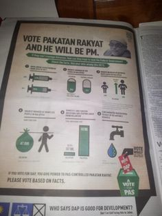 A vote for DAP is a Vote for PAS