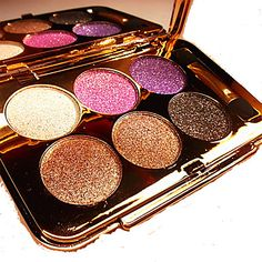 #Amazing #glittermania #eyeshadow #palette #glitter