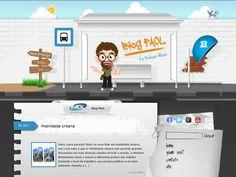 A Friburgo Auto Ônibus Ltda., a Faol, presta serviço de transporte público em Nova Friburgo. Neste ano, foi lançado o Blog da Faol com o personagem Professor Alfredo. Além do site, a Designtec também administra a fan page no Facebook da empresa. Confira o blog no endereço: http://www.faol.com.br/blog/  Fanpage: https://www.facebook.com/CurtaFAOL