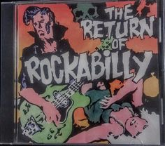 The Return of Rockabilly by Various Artists (CD, Jun-1999, Beloved Records) See Now on EBAY $5.99  Brand New!