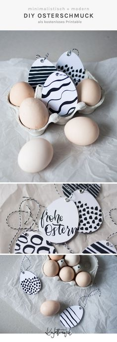 Many people believe that there is a magical formula for home decoration. You do things… Diy Osterschmuck, Diy Crafts, Diy Easter Decorations, Letter Patterns, Happy Easter, Hand Lettering, Projects To Try, Templates, Blog