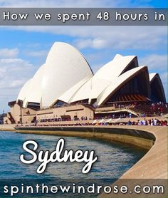 Only got two days to visit Sydney, Australia? Find out how to make the most of…