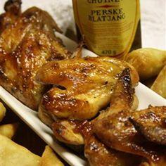 Chutney chicken wings   Food24