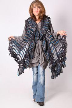 Aproximat by Tatiana Palnitska - Art to Wear Originals - scarf