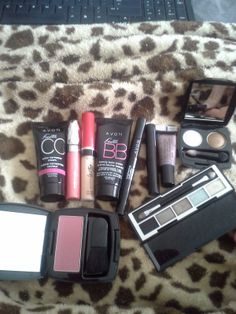 Avon haul, swatches, and review!