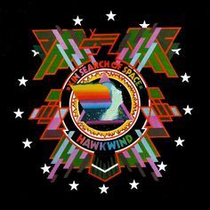 Hawkwind - X In Search Of Space (1971)