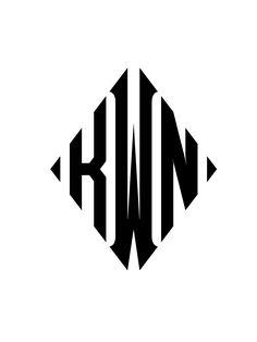 Initial Letters, Initials, Company Logo, Logos, Logo