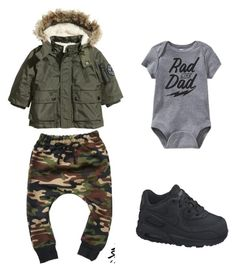 """Camo Pants"" by babiesswardrobe ❤ liked on Polyvore featuring мода, Old Navy и NIKE"
