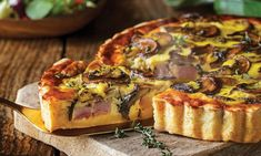 Quiches, Brazillian Food, Yummy Food, Tasty, Food Goals, Vegetable Pizza, Food Inspiration, Catering, Food And Drink