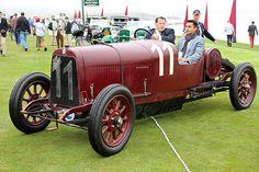 1921 Alfa Romeo G1 Race Car.