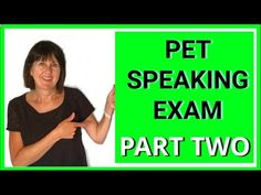 PET Speaking Part 2 A must-see video for all those taking the Cambridge PET exam. Learn what is part 2 of the PET speaking exam and how to get a better grade. Cambridge Pet, Cambridge Exams, See Videos, Good Grades, Teaching English, Grammar, How To Get, Learning, Pets