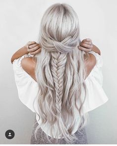 Center Mermaid Braid