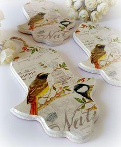 Gorgeous gift for Rosh hashana ! Handmade with love
