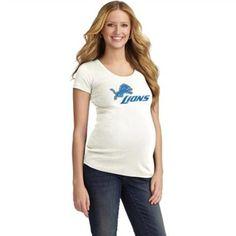 Preschool Detroit Lions Light Blue Helmet Head T-Shirt