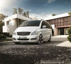 Mercedes-Benz Grand Edition #Viano AVANTGARDE #mbhess #mbviano