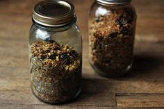 How To Make The Best Granola Ever: General Formula