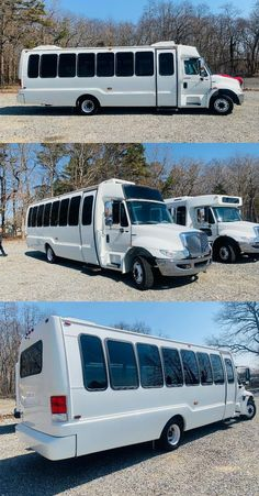 2011 International 4300 Krystal Coach 28 Passenger Tour Bus, ONLY 5K Miles NEW!!! 5k Miles, Buses For Sale, Roof Lines, Ac Units, Air Ride, State Government, Krystal, New Jersey
