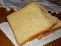 Pão Algodão (Muito fofinho) - Máquina de Pão
