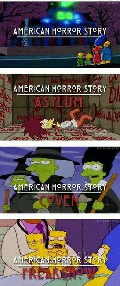 AHS/ The Simpson