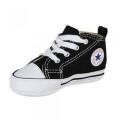 Converse 8J231 Baby Chuck First Star Hi Geschenkbox schwarz