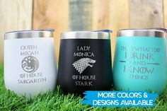 Game Of Thrones Gift Winter Is Coming House Stark You Know Game Of Thrones Gifts, Game Of Thrones Party, Got Game Of Thrones, Game Of Thrones Quotes, Easy Birthday Party Games, Kids Party Games, Gifts For Wine Lovers, Wine Gifts, House Stark