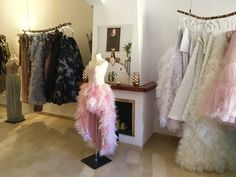 El Beso del Estilo, Port d' Andratx, Mallorca, Fashion Showroom, dress, RABOCSI