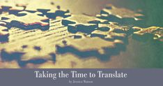 Translating Latin requires slowing down and meticulous attention to detail. But the practice will foster diligence and discipline for the future. Adverbs, Prepositions, Some Sentences, Prepositional Phrases, Grammar School, Diligence, Student Reading, Great Words, Puzzle Pieces