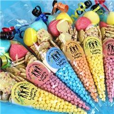 Party Ideas UK Disco Sweet Cone