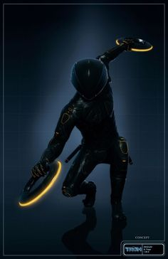 New Tron Concept art