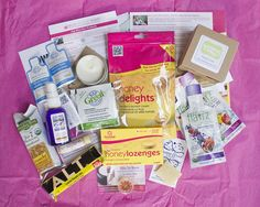 July Ecocentric Mom Box Review