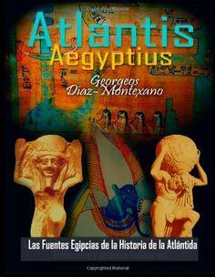 Georgeos Diaz-Montexano Official WebSite. Libros: Atlantida, Tartessos y Egipto
