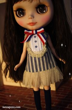 Nerea Pozo Blythe Suzette by joannev114, via Flickr