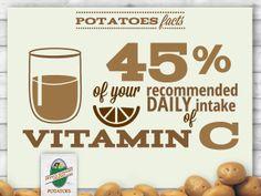 Potatoes | Healthy | Delicious | PEI | Canada