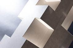 """""""Ichi"""" merges Japanese origami folding techniques with classical modern design."""