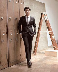 Kang Ha Neul for Vostro FW 2017 Bonus: Sources: naver , ( 1 & 2 )강하늘 Korean Celebrities, Korean Actors, Celebs, Korean Star, Korean Men, Kang Ha Neul Smile, Kang Haneul, Lee Jun Ki, Moon Lovers