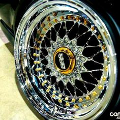 bbs chromed out 4 by 100 Rims For Cars, Rims And Tires, Wheels And Tires, Vw Mk1, Volkswagen, Custom Wheels, Custom Cars, Jdm Wheels, Truck Rims