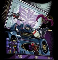 Soundwave's favorite genre of music, breakbeat. Favorite style of scratching? Transformer scratch!