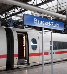 Per Zug nach Brüssel: Bahntickets, Fahrpläne und Tipps (Blogpost)