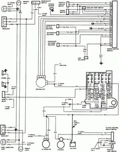 86 chevy truck wiring diagram repair guides wiring diagrams wiring diagrams  autozone in 1986 chevy truck · chevrolet truck1995 chevy silverado1979