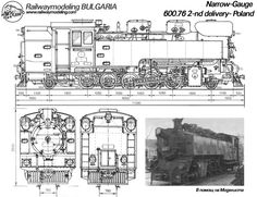 drawings narrow gauge railways europe - Google zoeken