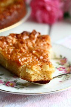 Ihana toscapiirakka - Suklaapossu Sweet Pie, French Toast, Cheese, Cookies, Baking, Breakfast, Desserts, Food, Pastries