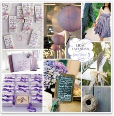 lilac and grey wedding | ... themes for you to get yummy idea s to make your wedding day