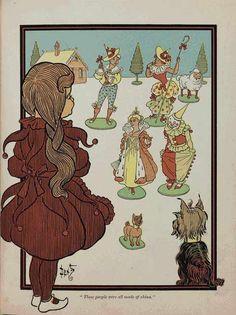 wonderful wizard of oz frank baum