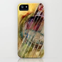 Ovation Acoustic Guitar iPhone & iPod Case