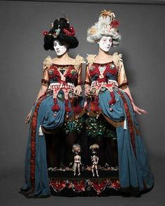 Pagani Theater of Dolls.