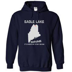 Eagle Lake ME6 T-Shirts, Hoodies. Check Price Now ==► https://www.sunfrog.com/LifeStyle/Eagle-Lake-ME6-7769-NavyBlue-31426131-Hoodie.html?41382