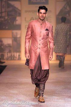Shantanu Nikhil sherwani for grooms