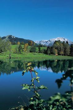 Sommer im Pillerseetal - Urlaub im Hotel Tiroler Adler